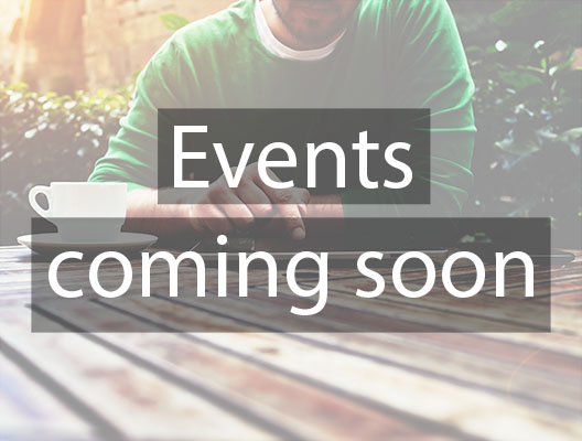 Events coming soon image